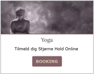 Online Booking af Yoga hold