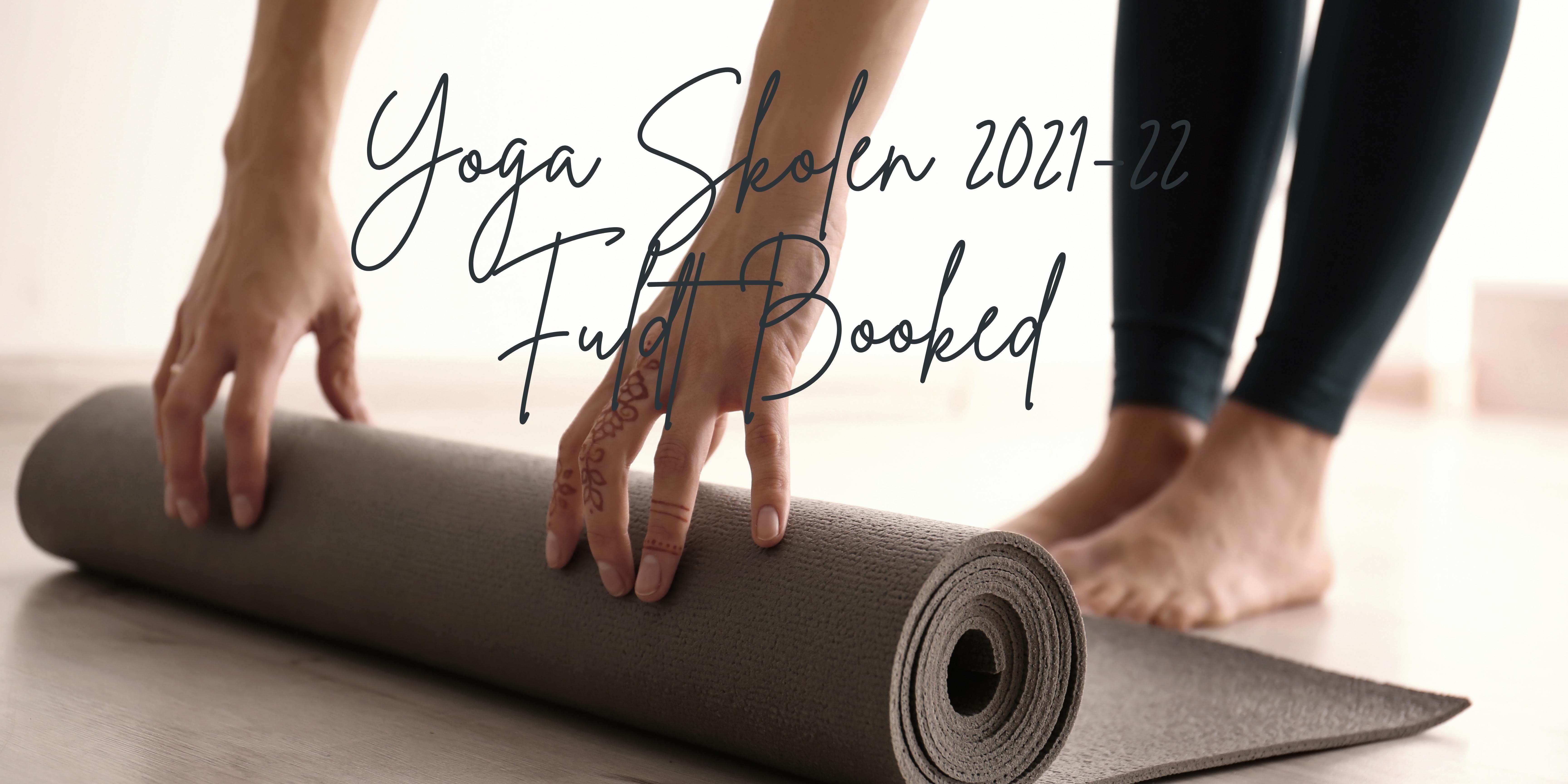 200 Timers Yoga Uddannelse 2021-2022